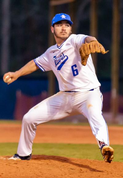 Titans Sey-More success against Cougars: MHS shuts down Central behind senior's one-hitter