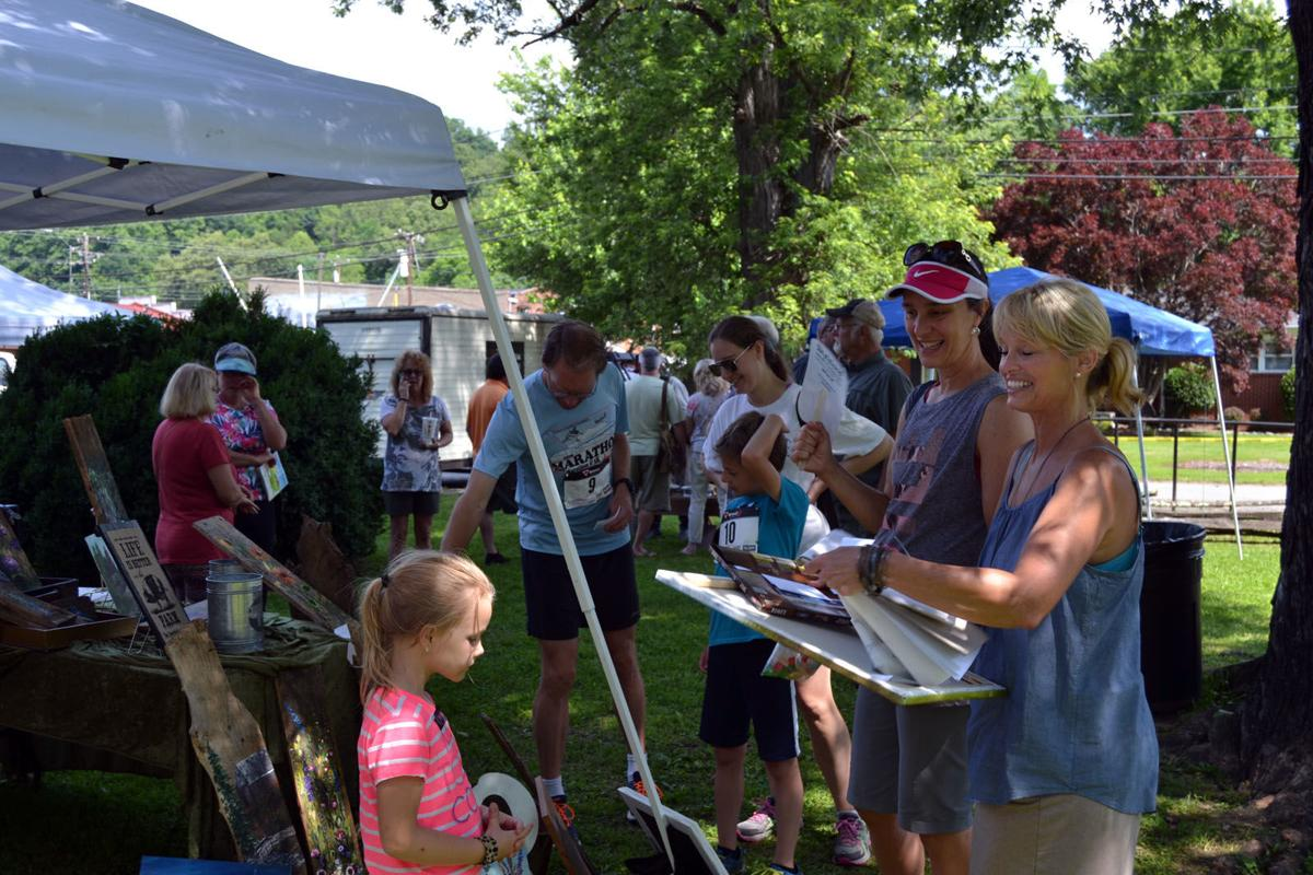 Gold festivals hit McDowell this weekend: Precious metal the focus in Marion, Old Fort