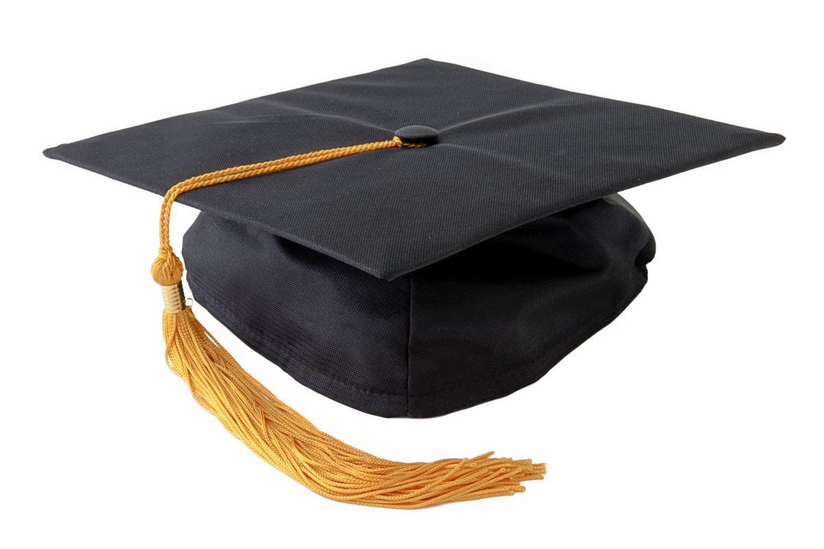 Graduation cap college logo generic (WEB ONLY)
