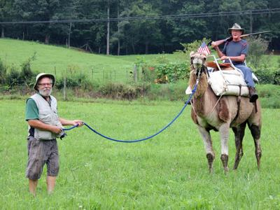 Saddle up and ride: Zuli the camel now taking passengers