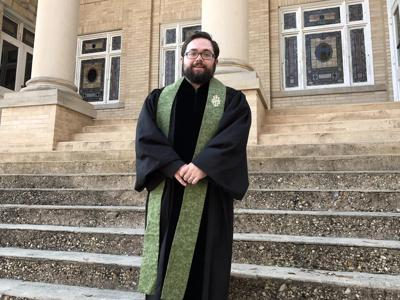 Ready to serve: First Presbyterian Church's new pastor builds on rich legacy