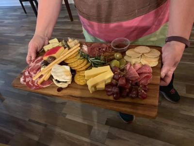 A great way to celebrate: Makery's charcuterie class a real delight