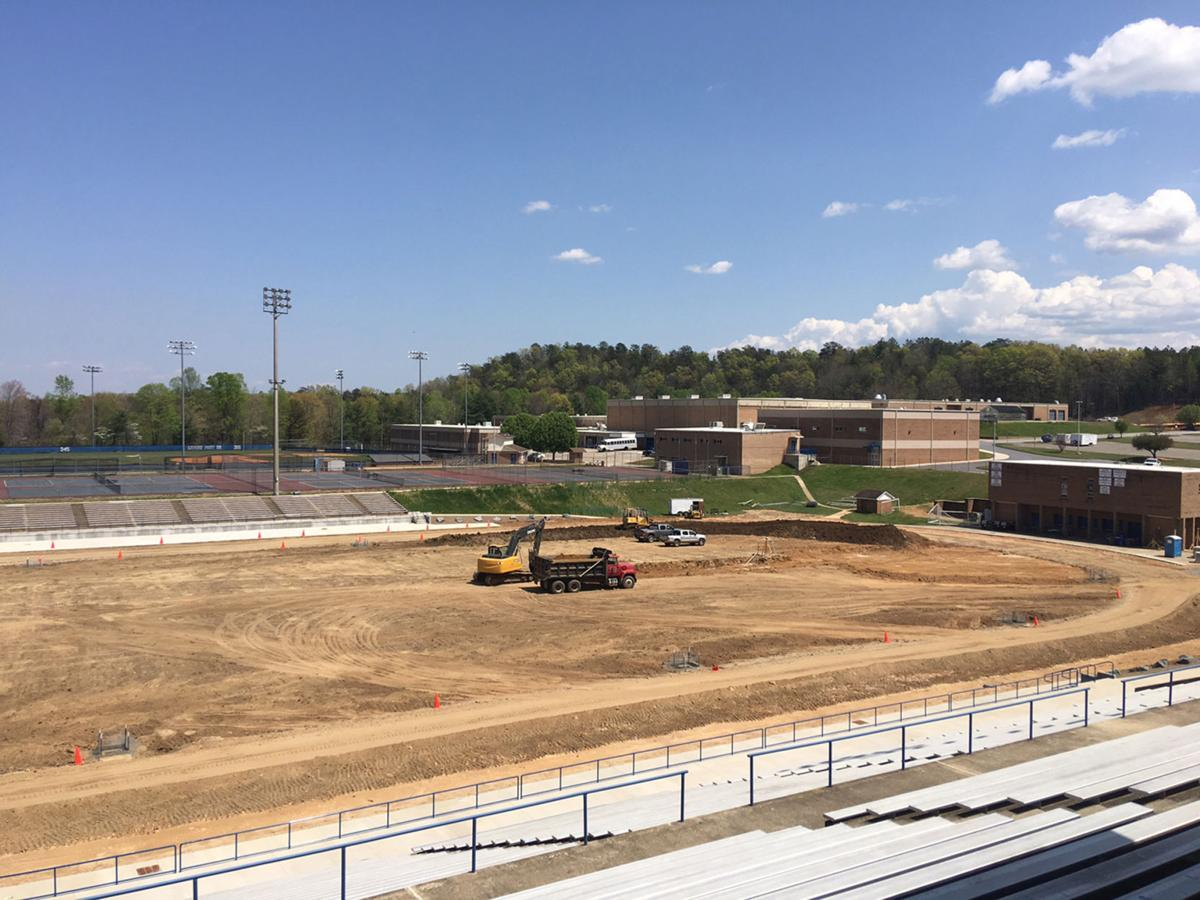 New foes, new field: Stadium upgrades underway as Titans prepare to join new league