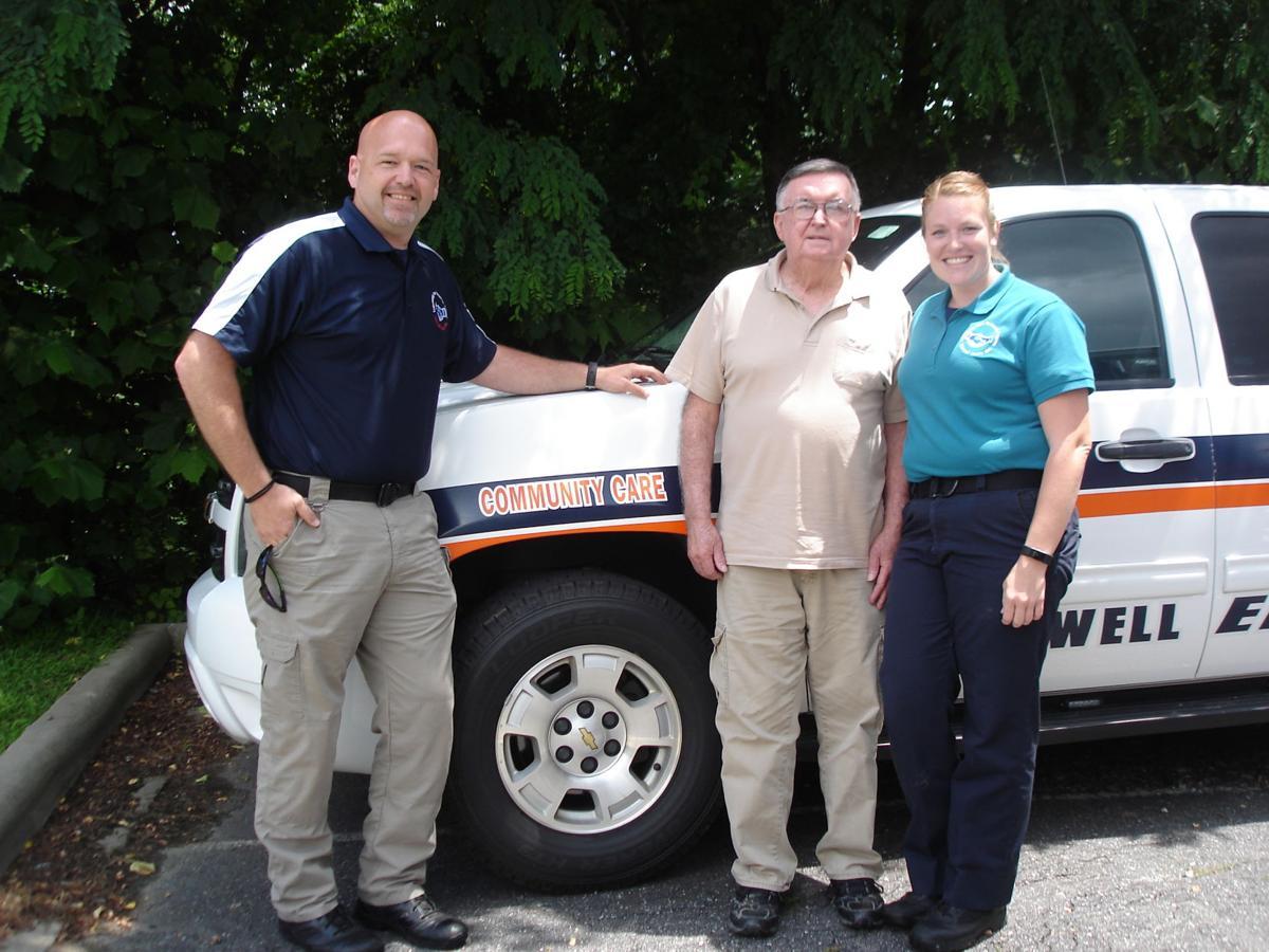 A Progressive Agency: Community Care Paramedic Program works to prevent emergencies