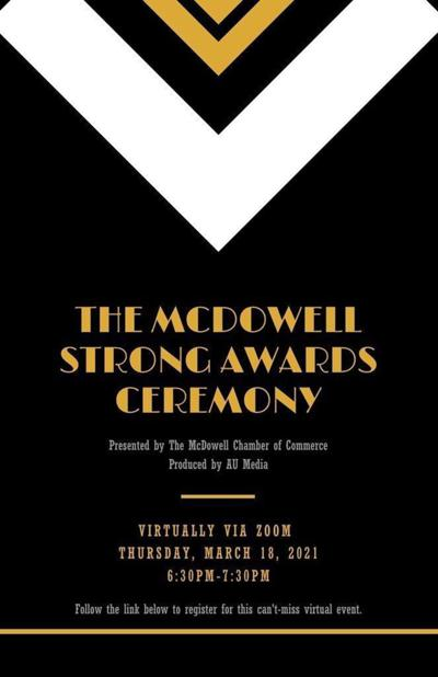 Chamber announces McDowell Strong Awards Ceremony