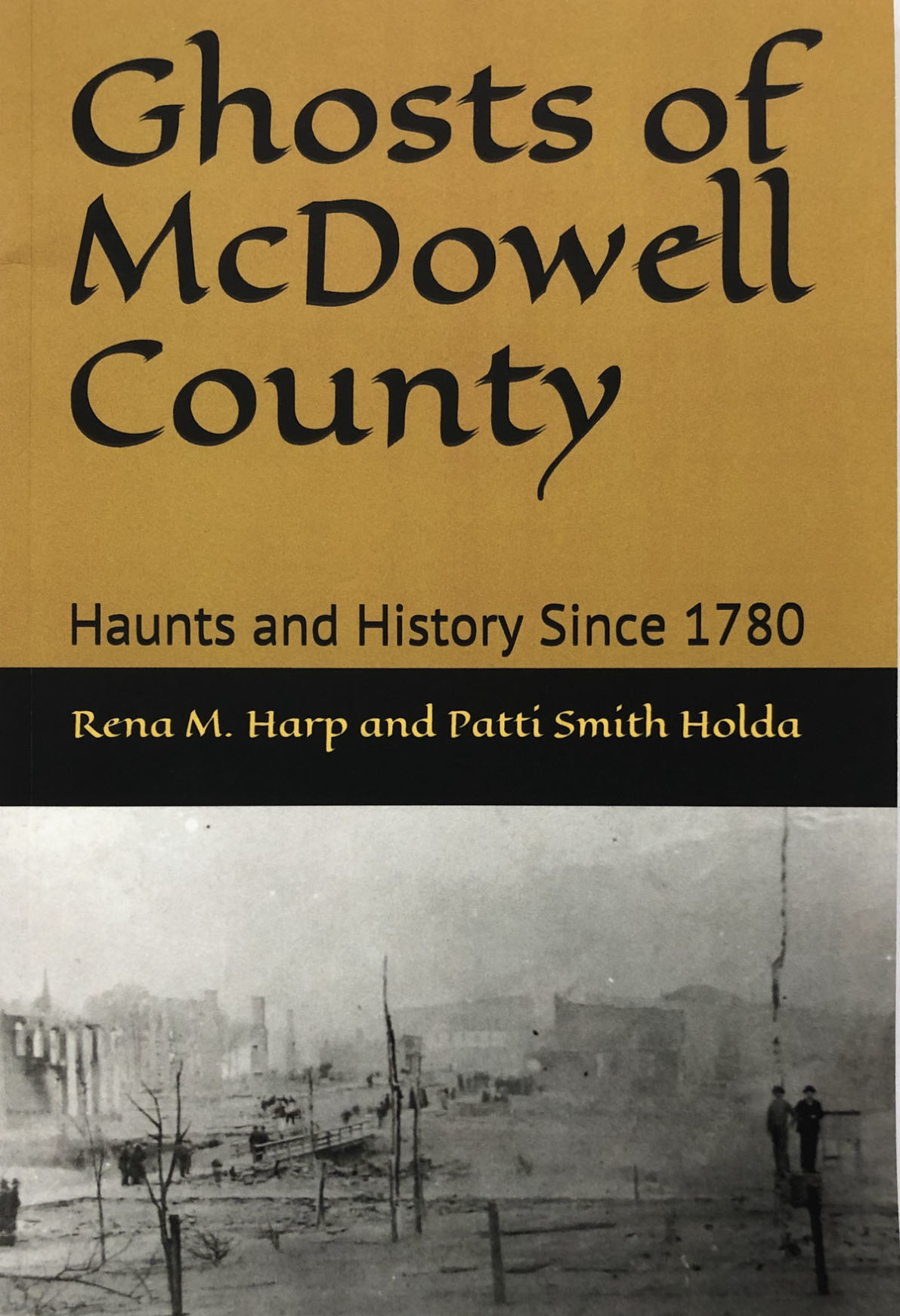 New book focuses on ghosts of McDowell County
