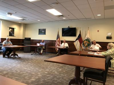 McDowell Commissioners adopt county budget for 2020-2021