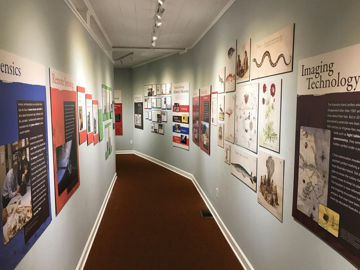 Uncovering the past: New exhibit at Mountain Gateway Museum focuses on how science can solve mysteries