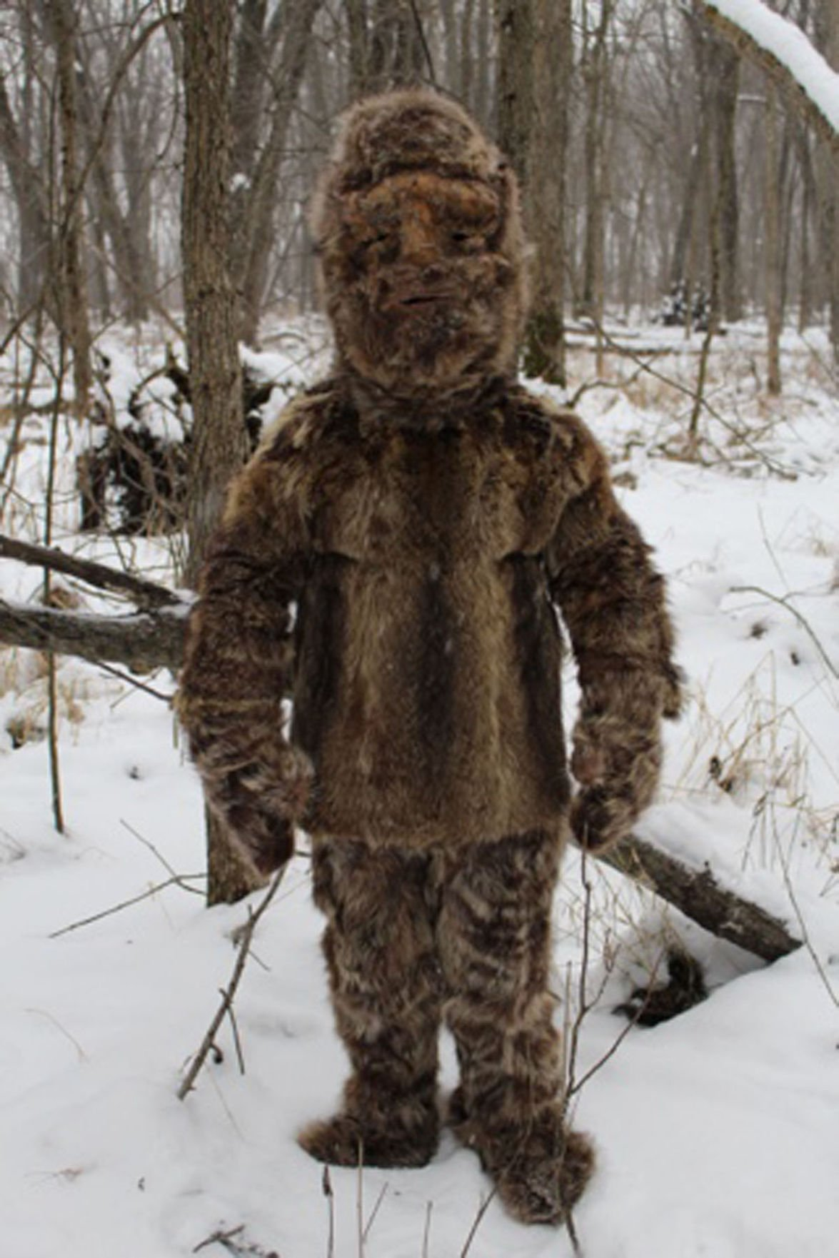 Minnesota man claims he was mistaken for Sasquatch by Bigfoot 911 team