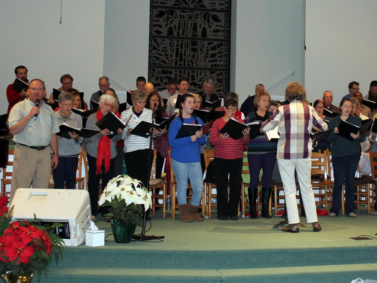 Old Fort Community Chorus performs this weekend