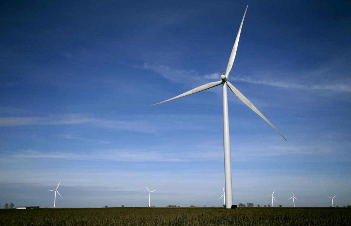 Fastest-growing jobs: 2. Wind turbine service technicians