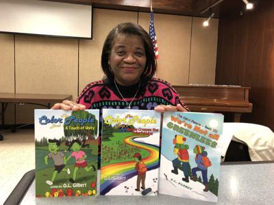 Marion author publishes children's book series
