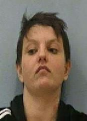Old Fort woman charged with meth possession