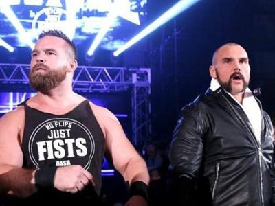 Pro wrestler with local ties hits the big time: Daniel Wheeler debuts on WWE as Dash Wilder