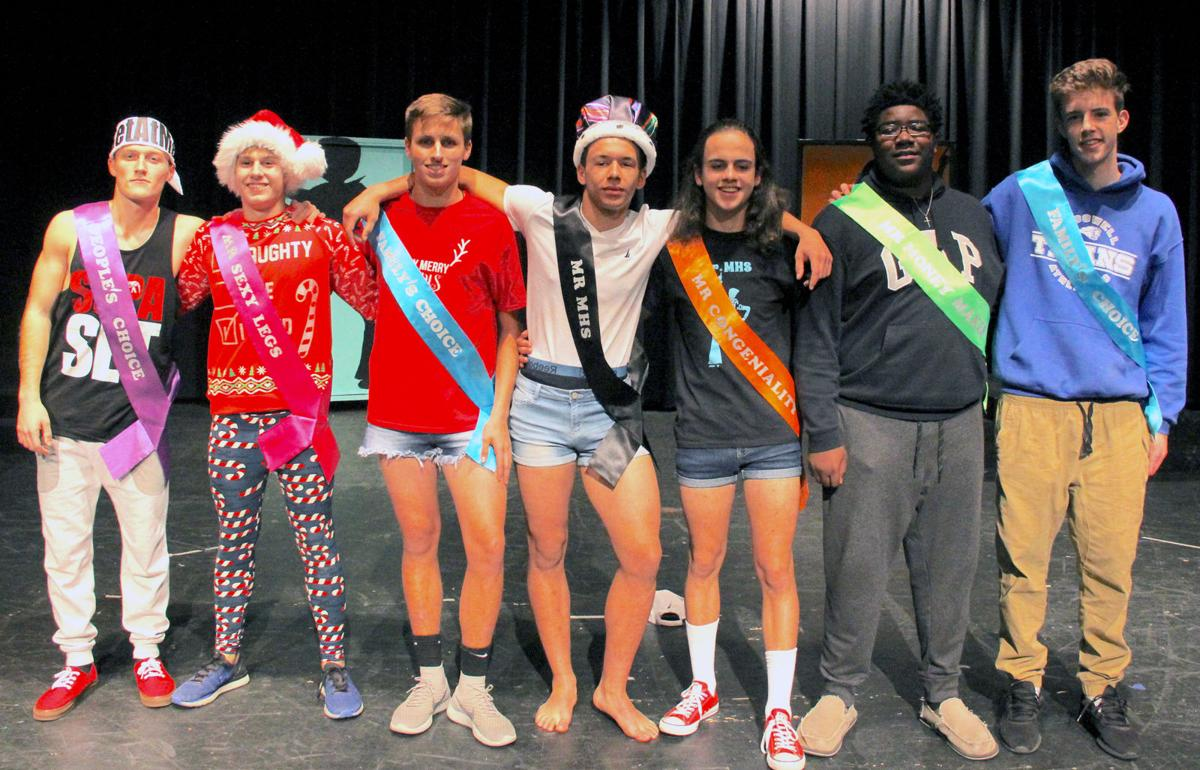 Allison Cameron Sexy mr. mhs crowned: over $12,000 raised for two local families
