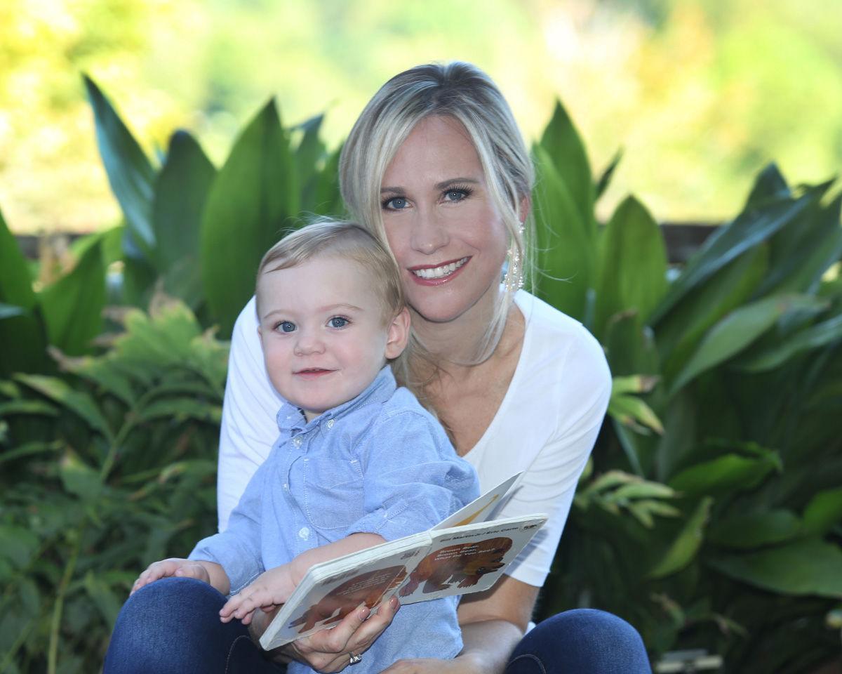 Words Work Wonders: Mrs. Western Carolina America supports reading program