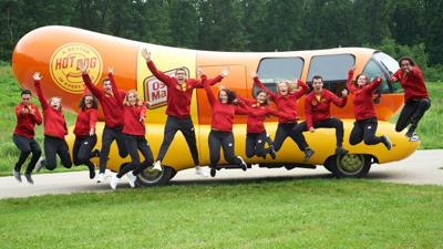 Scott Hollifield: An ode to the Wienermobile and a little more 'Pringles Drinking'