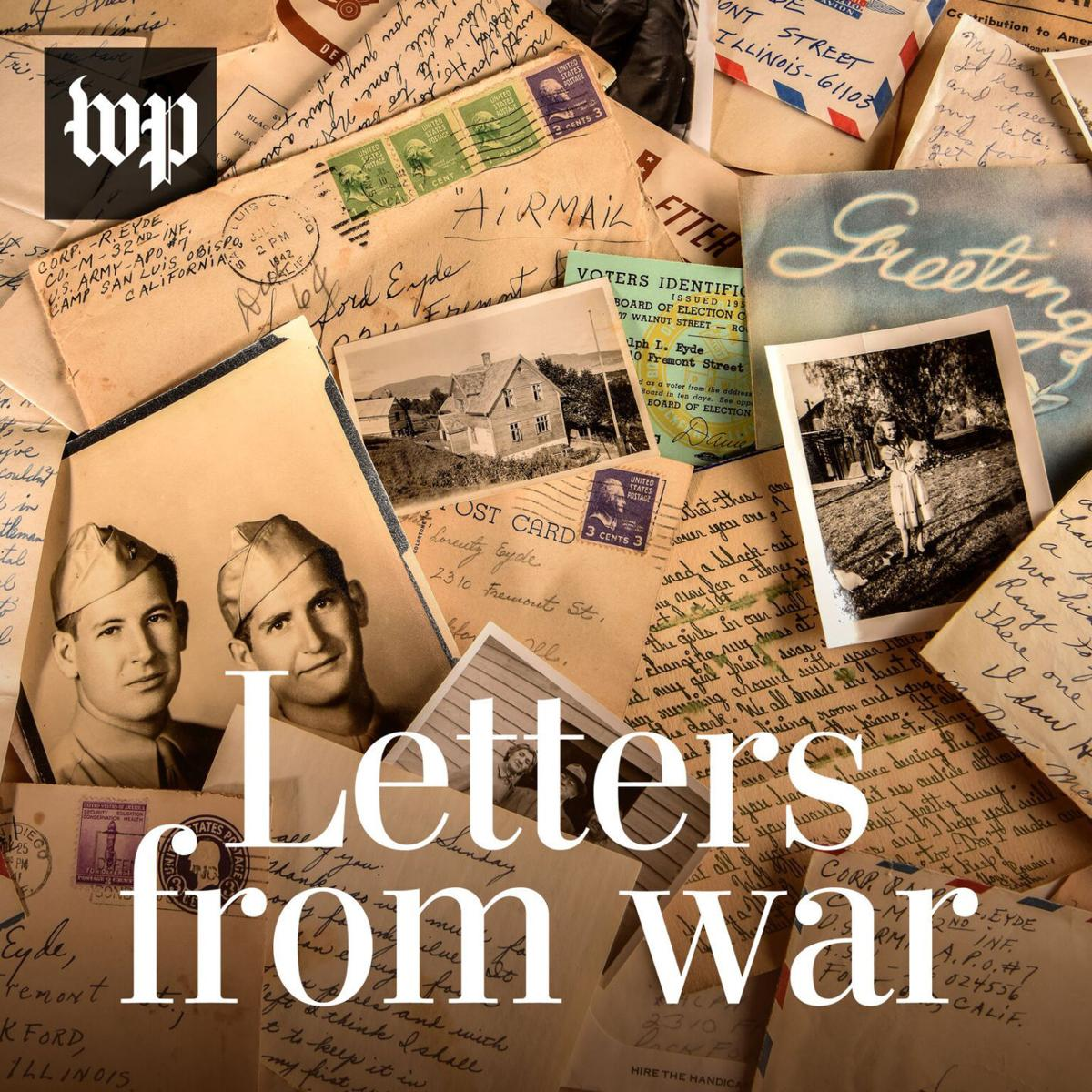 War Letters Podcast, Episode 1 — 1941: The calm