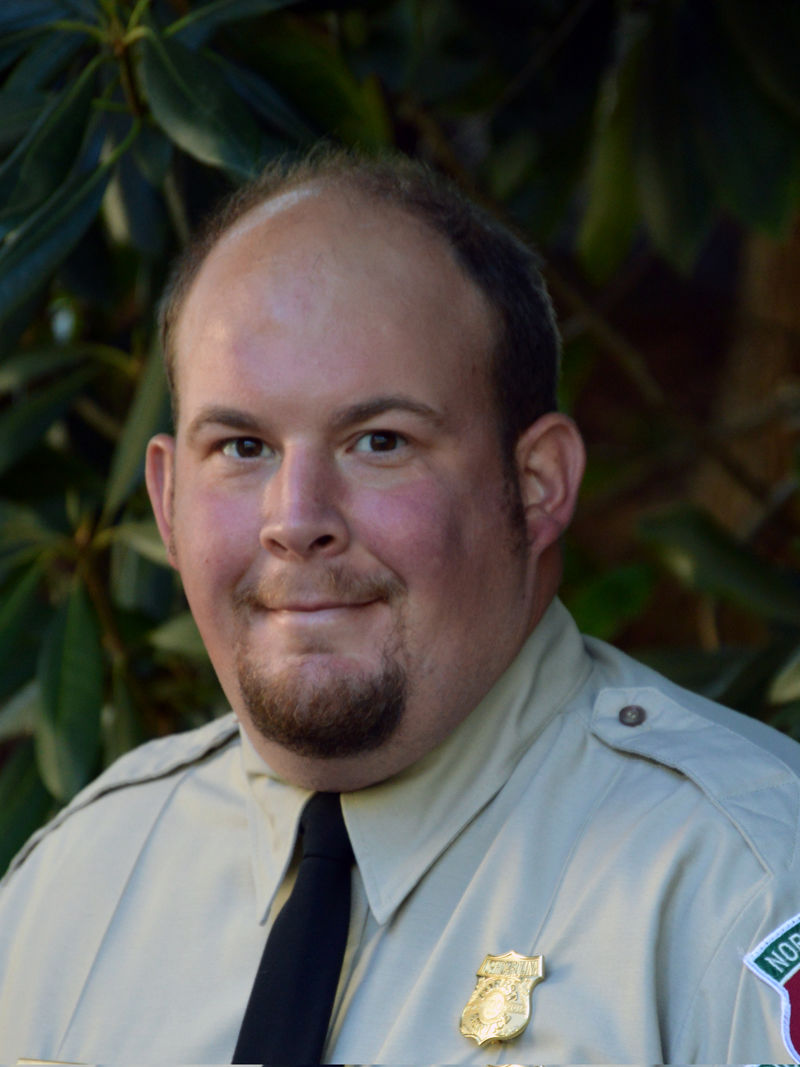 County ranger on duty: NCFS position oversees 185,122 acres