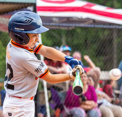McDowell Little League All-Stars win District 7 title