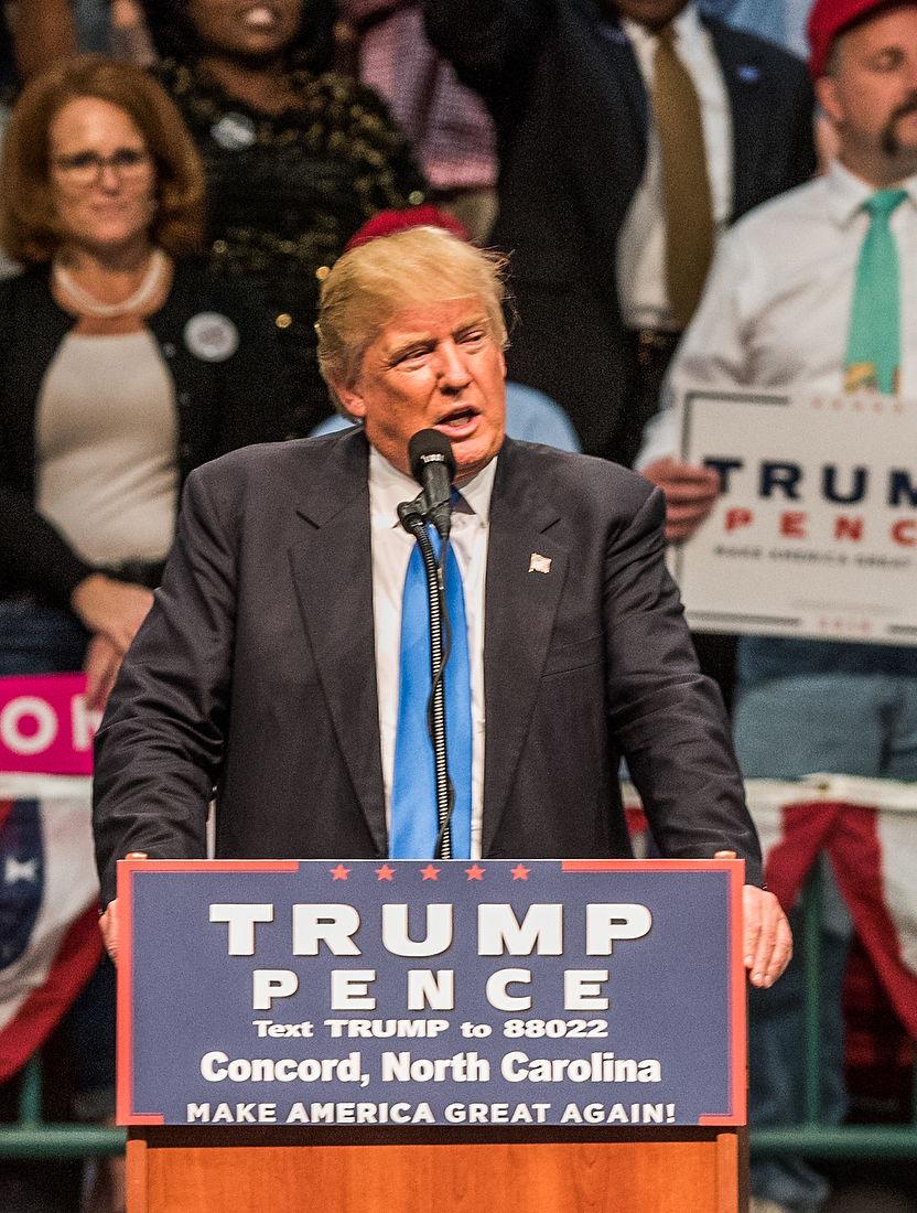 Trump in Concord