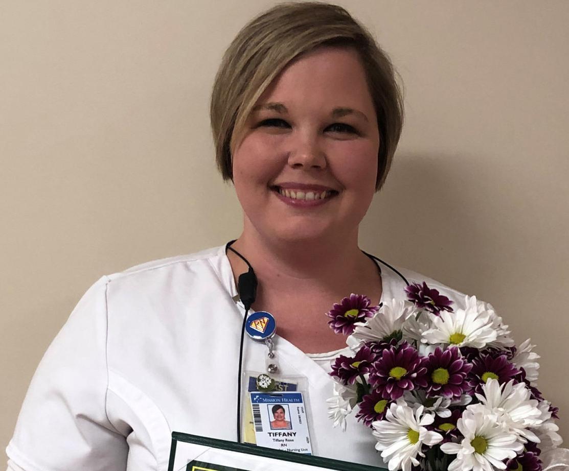 'Called to help': Mission Hospital McDowell observes National Nurses Week