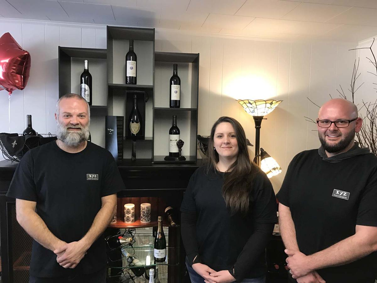XYZ in Marion features craft beer, wine, assorted spirits