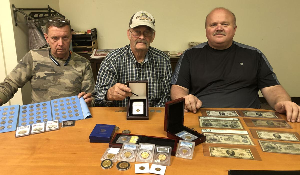 Fourth annual coin show set for Saturday