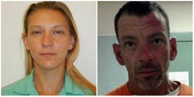1 charged, 1 wanted in larceny, assault case