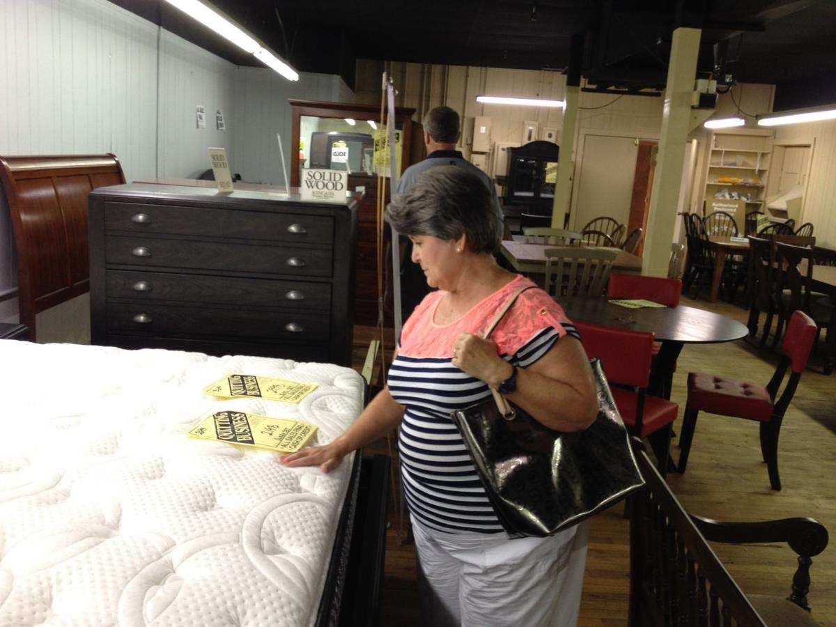 Laughridge Furniture, a downtown fixture, closing after 80 years