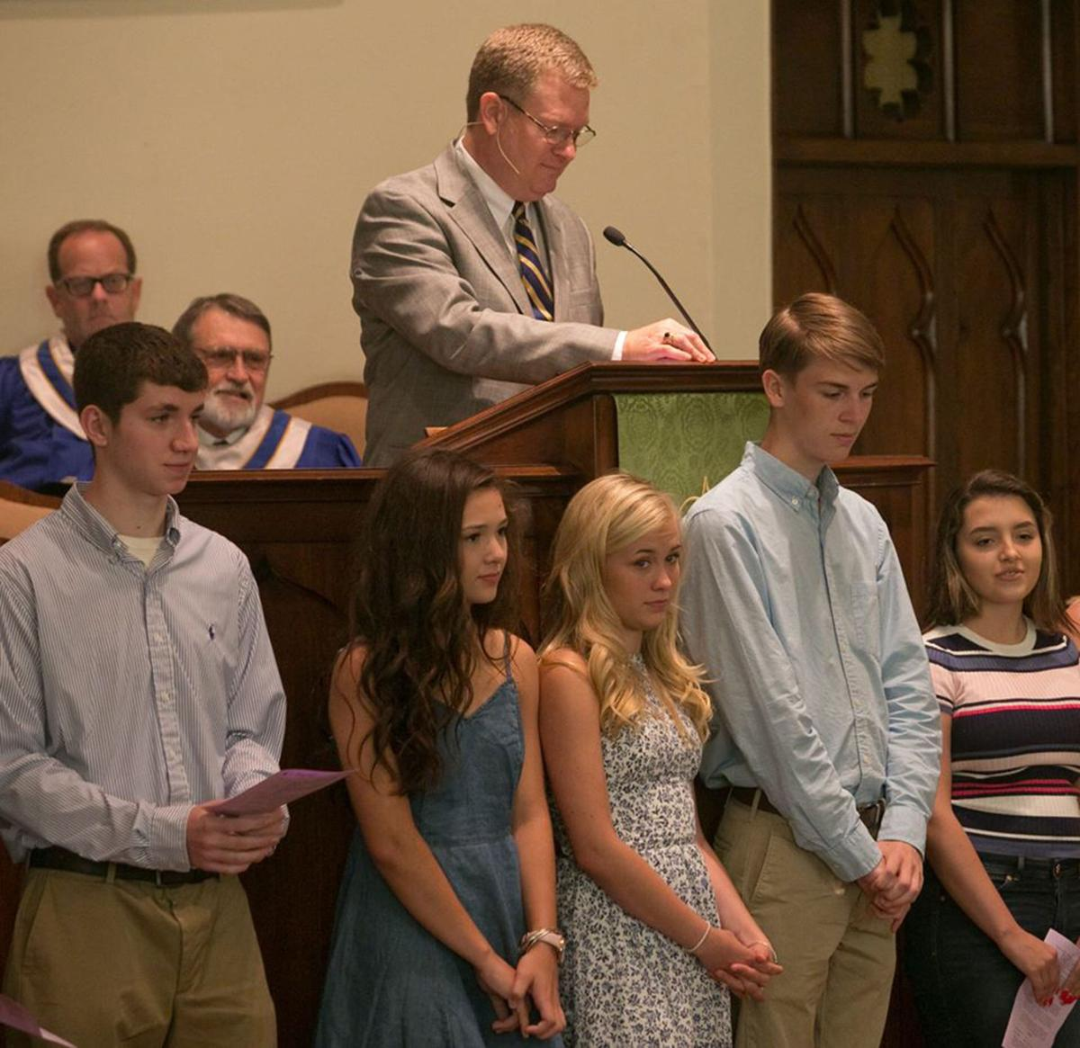 First Baptist youth group to embark on European mission trip