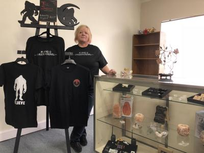 M&D Paranormal opens shop downtown; free event set for Friday