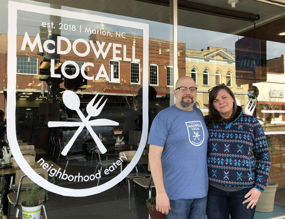 New restaurant in downtown Marion offers locally sourced quality food