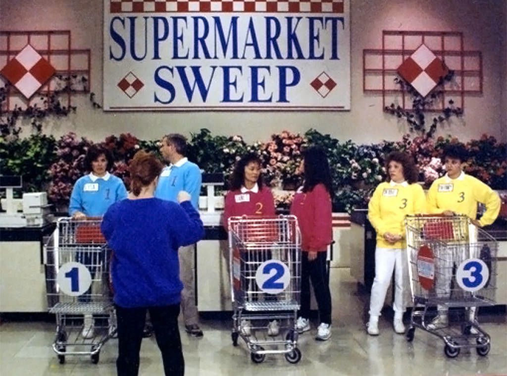 Escaping reality with Supermarket Sweep