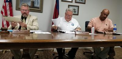 Board of Alderman: Old Fort officials discuss summer carnival, mobile home ordinance