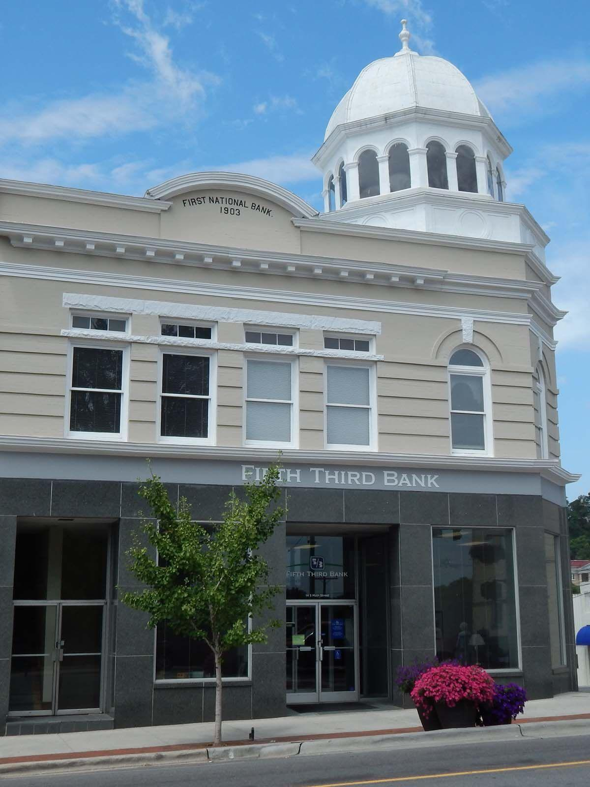Fifth Third Bank branch in Marion to close by January 2022