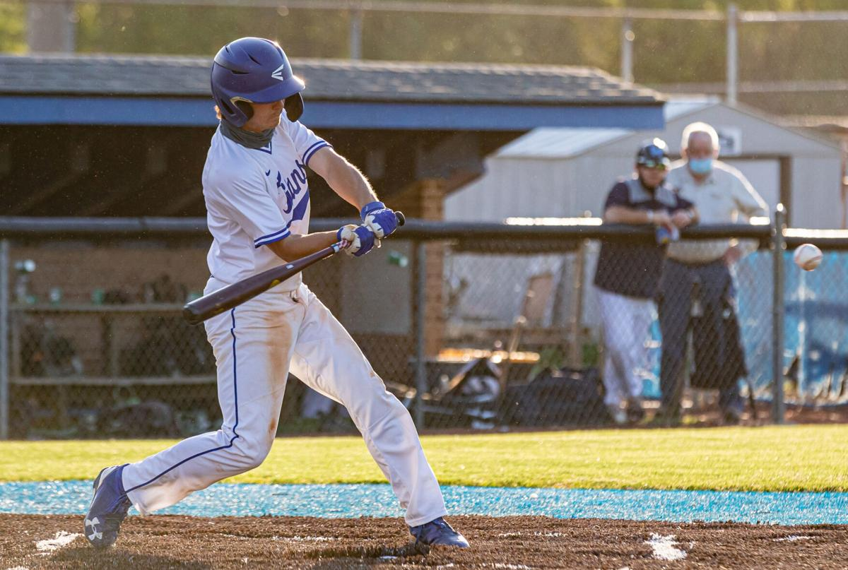Titans pound Pioneers, stay tied atop NWC standings