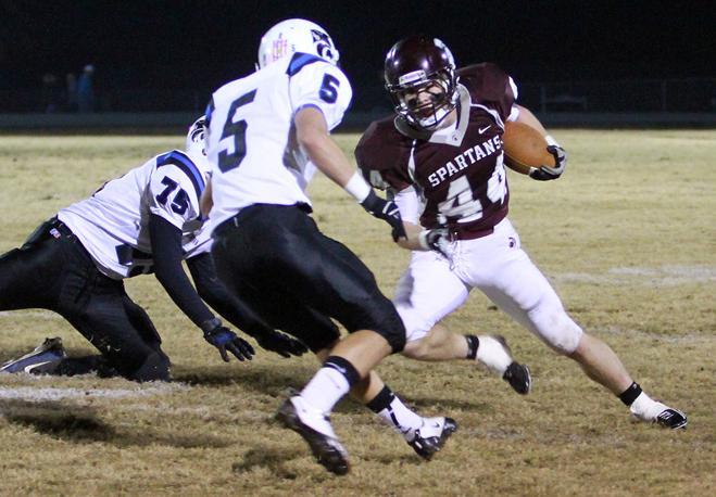 South Caldwell defeats Lake Norman