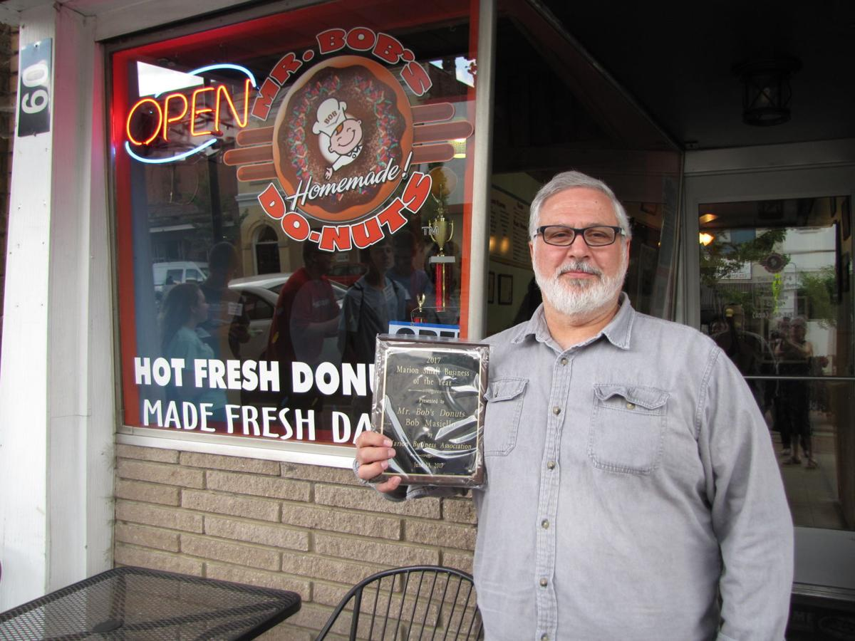 How sweet it is: Mr. Bob's Do-Nuts named Marion's Business of the Year