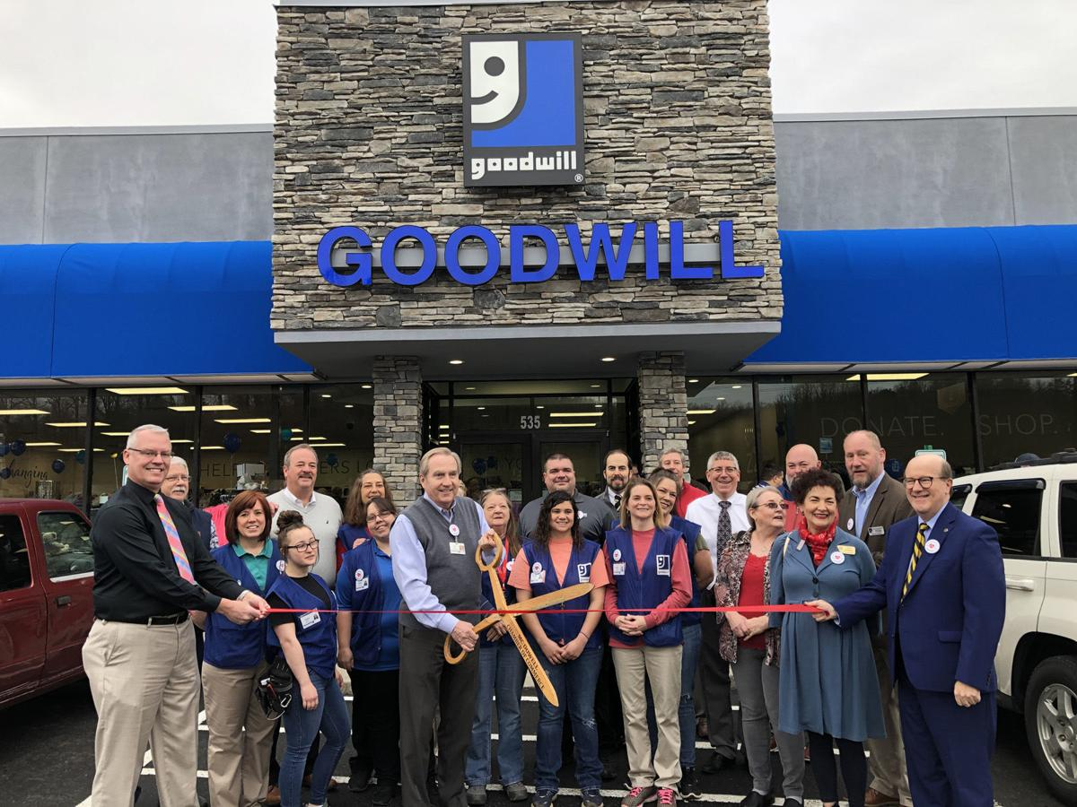 Goodwill opens retail store in Marion