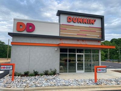 Dunkin' brings first Next Generation store experience to Marion