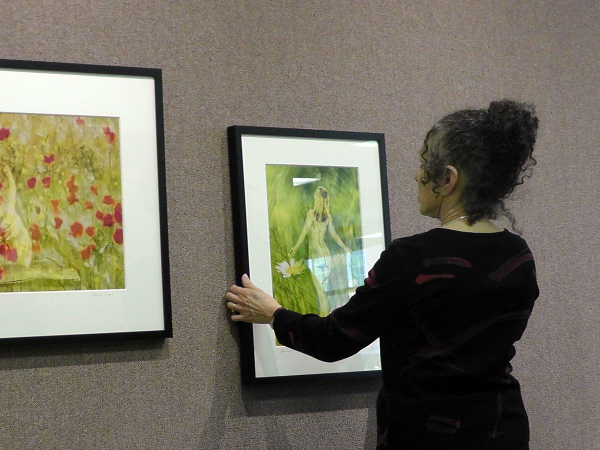 The interface of women and nature: Asheville photographer's gallery on display at MACA
