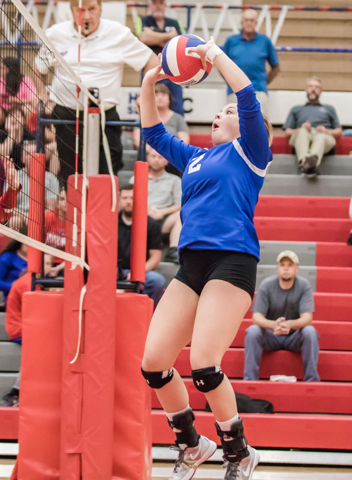 Clutch performance: Lady Titans top Freedom, earn state playoff berth