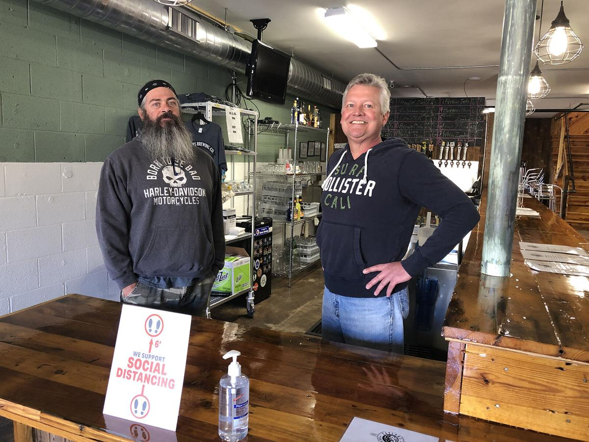 Taylors Brewing Co. now open for business in downtown Marion