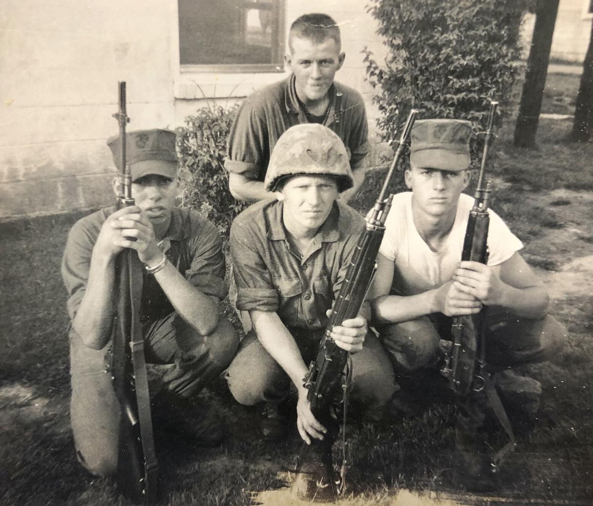 Vietnam War veteran Frank McGee finds closure 52 years after his friend's death