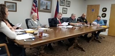 Old Fort Board of Alderman: Water and sewer study, potential traffic hazards discussed