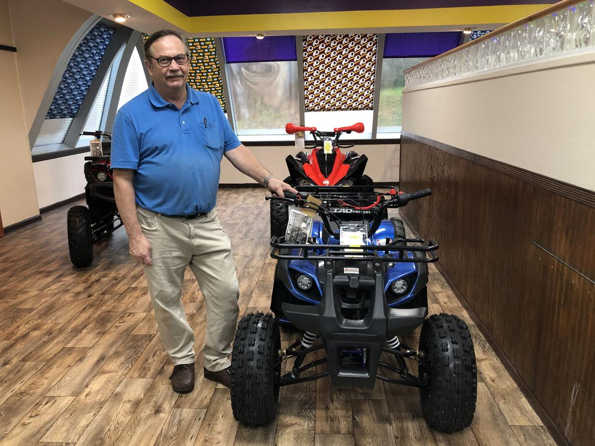 Advantage Powersports now in business at old Moondoggy's