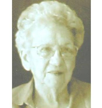 Ray, Lillian Geneva Hogan