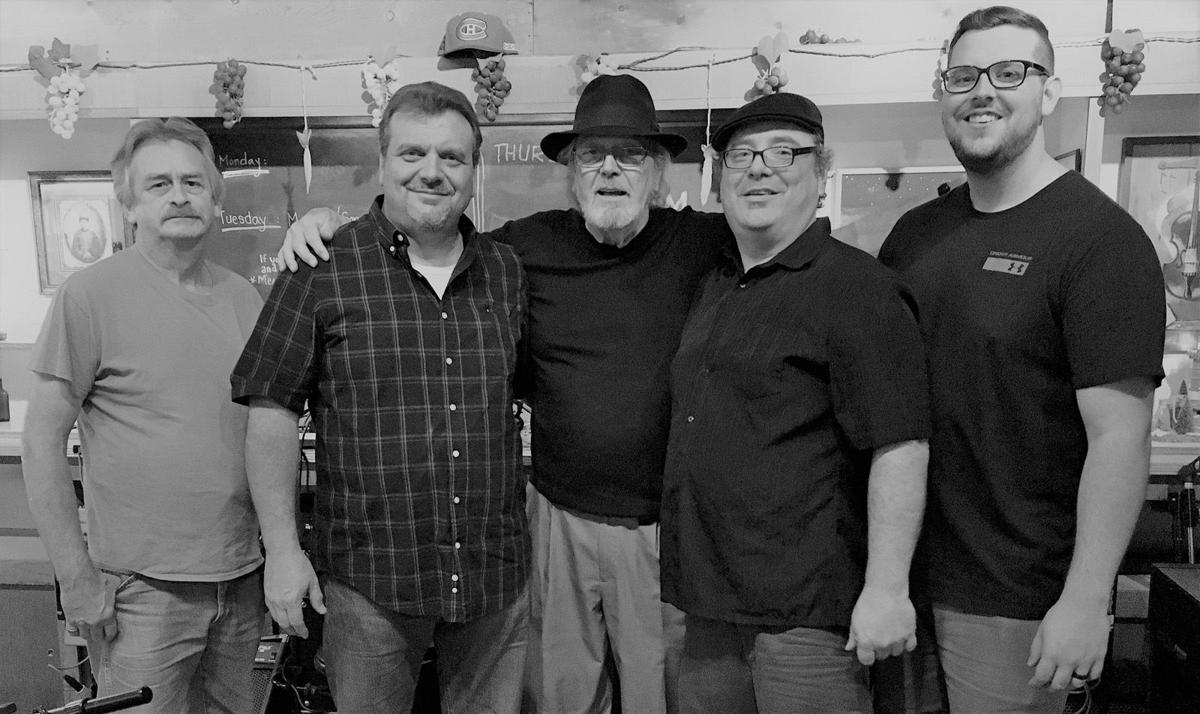 Mountain Glory Profile: Eual Owens Band to perform on Saturday