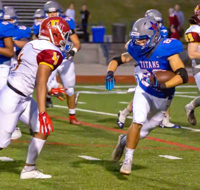 Titans host Spartans for homecoming